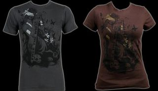 Gris Grimly WM3 Shirts