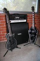 GG SK guitars